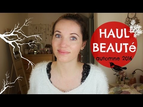 [Haul] Soins & makeup : HelloBody, Payot, Cattier, Huda Beauty, ...
