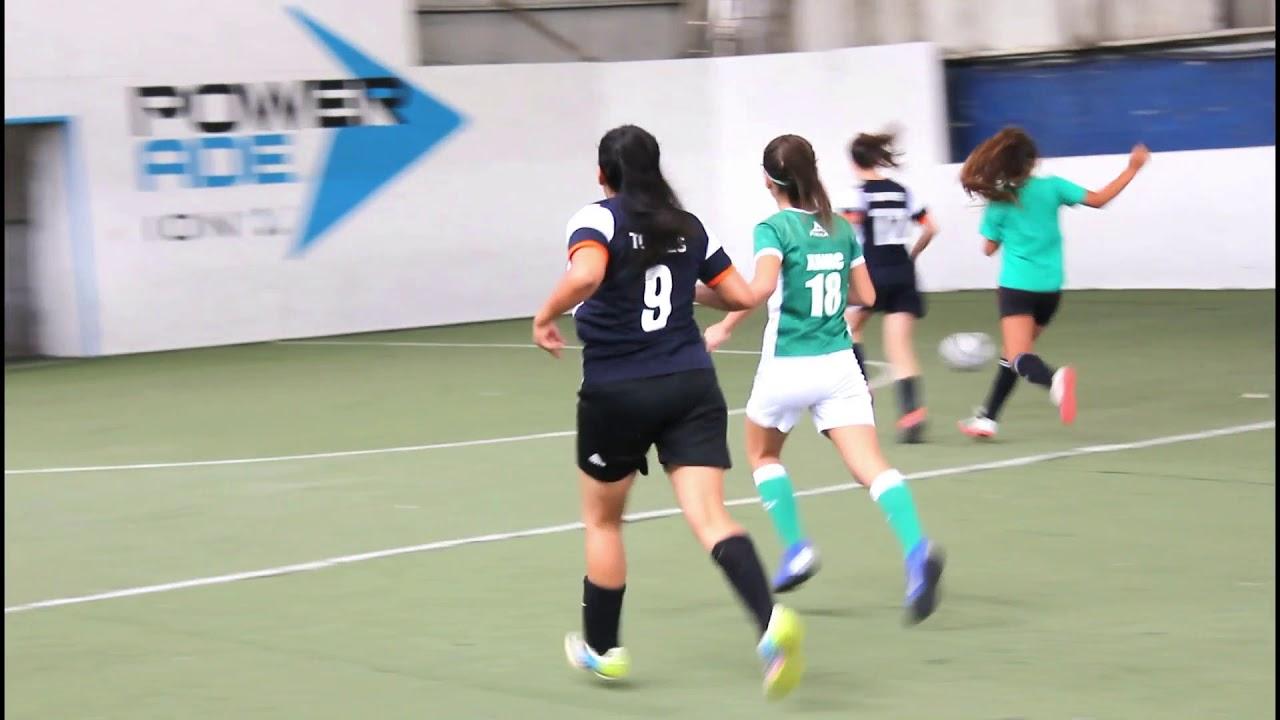 LEON FC  VS  SIGLO XXI  FINAL DE LIGA FEMENIL  ACADEMIA REAL TIJUANA