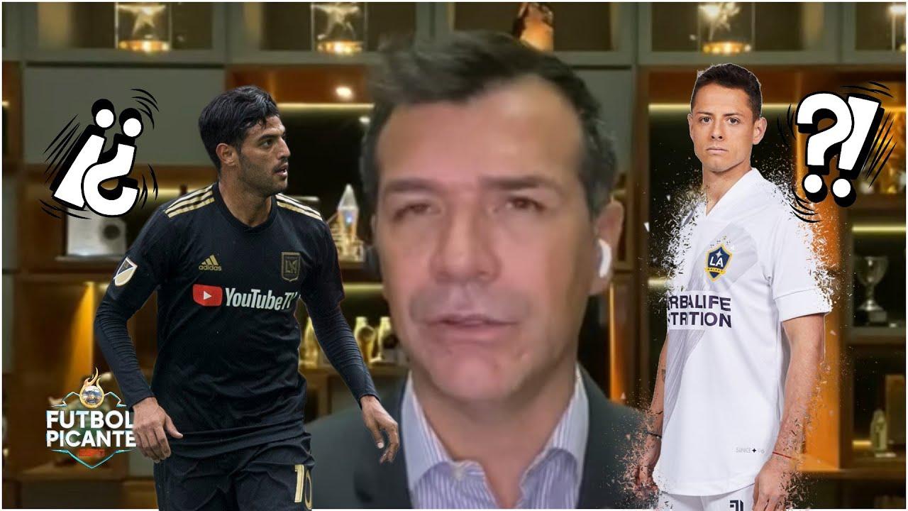 Decisión CHICHARITO y VELA 'La cuestión es ¿quién tiene que demostrar qué? Borgetti   Futbol Picante