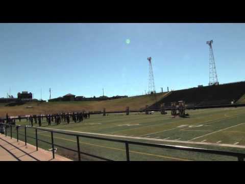 Western Heights Jet Pride Band - OSSA Western Regional - Oct