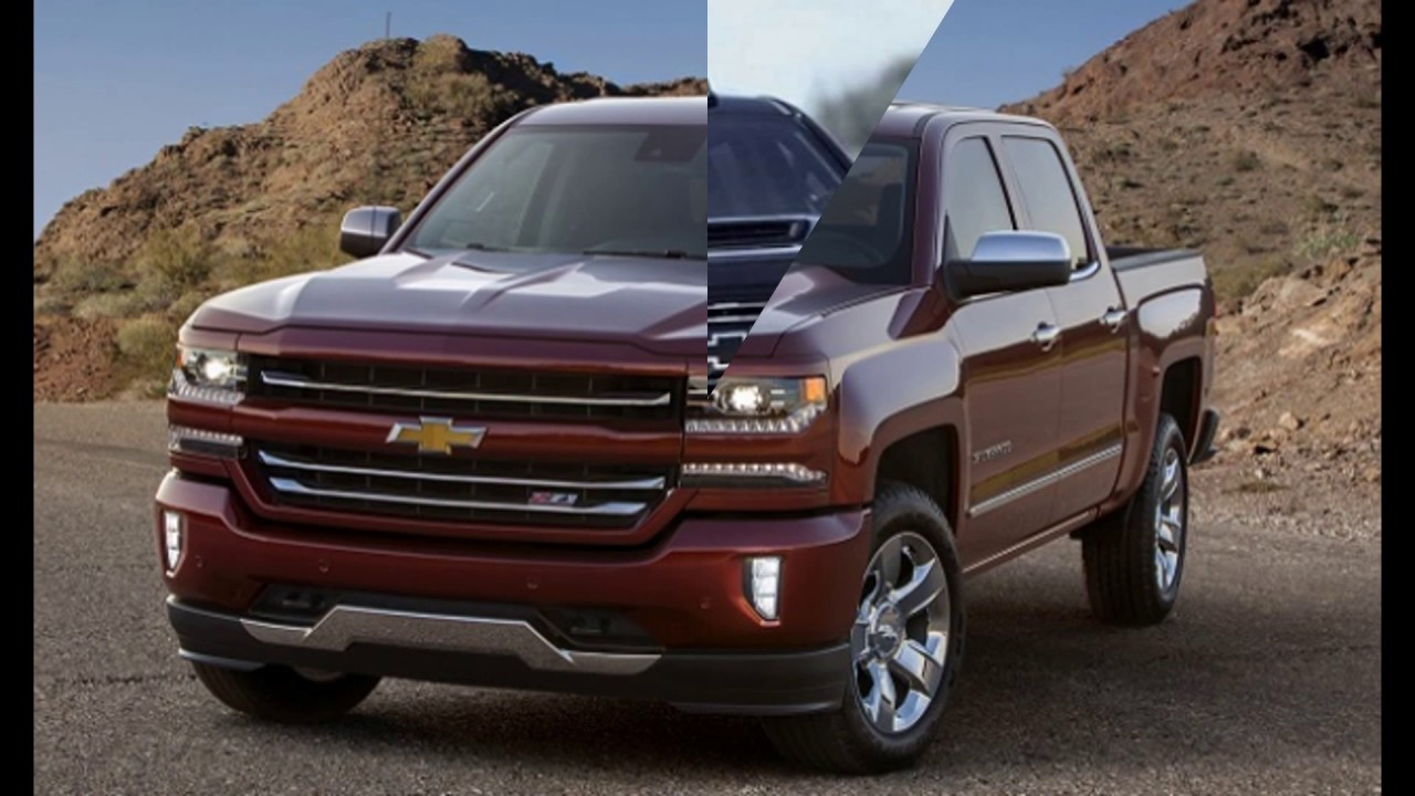 New 2018 The Chevrolet Silverado 2500hd High Country