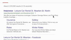 Leisure Car Rental St. Maarten