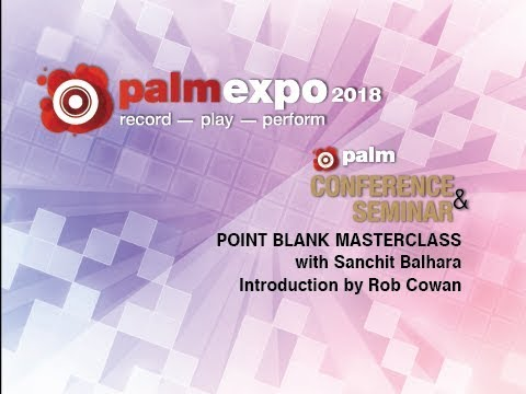 Point Blank Masterclass With Sanchit Balhara & Introduction By Rob Cowan.