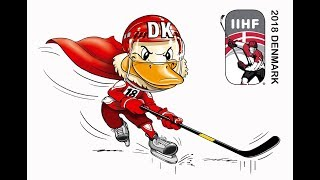 2018 Ice Hockey World Championship Denmark Path to Gold #IIHFWorlds 2018