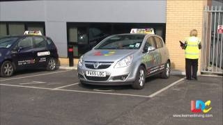 Part 1 of 6 parts of a full UK driving test video from LDC driving ...