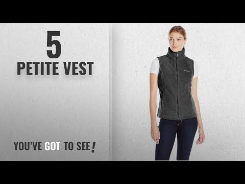 Top 10 Petite Vest [ Winter 2018 ]: Columbia Women's Petite Benton Springs Vest - Petite Outerwear,