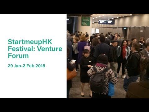 StartmeupHK Festival: Venture Forum 18 | Gooruf Asia