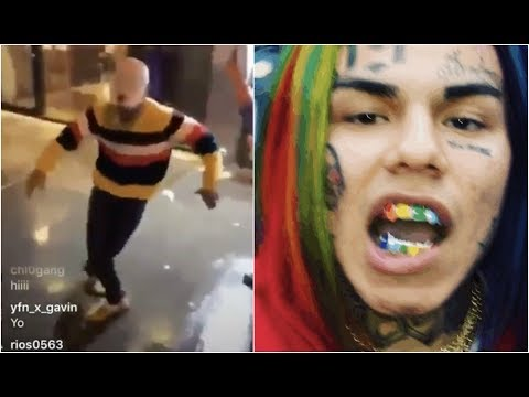 Chance The Rapper Blood Walking In Chicago To Tekashi69 Gummo Record