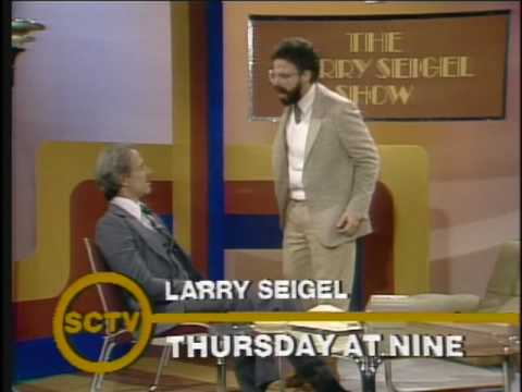 SCTV  The Larry Siegel Talk Show