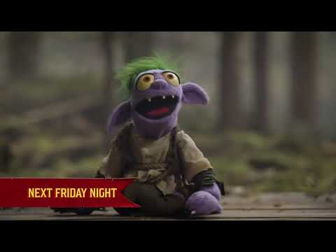 'Season of the Witch' Promos | The Barbarian and the Troll | Nickelodeon