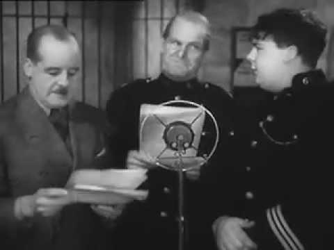 Random Movie Pick - Public Domain Movie - Ask a Policeman YouTube Trailer