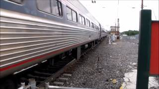 Rare- ACS64 610 leads the Pennsylvanian train 43 6 /21 /15
