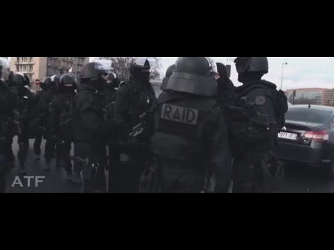 French Special Forces | RAID | BRI | GIPN | 2016