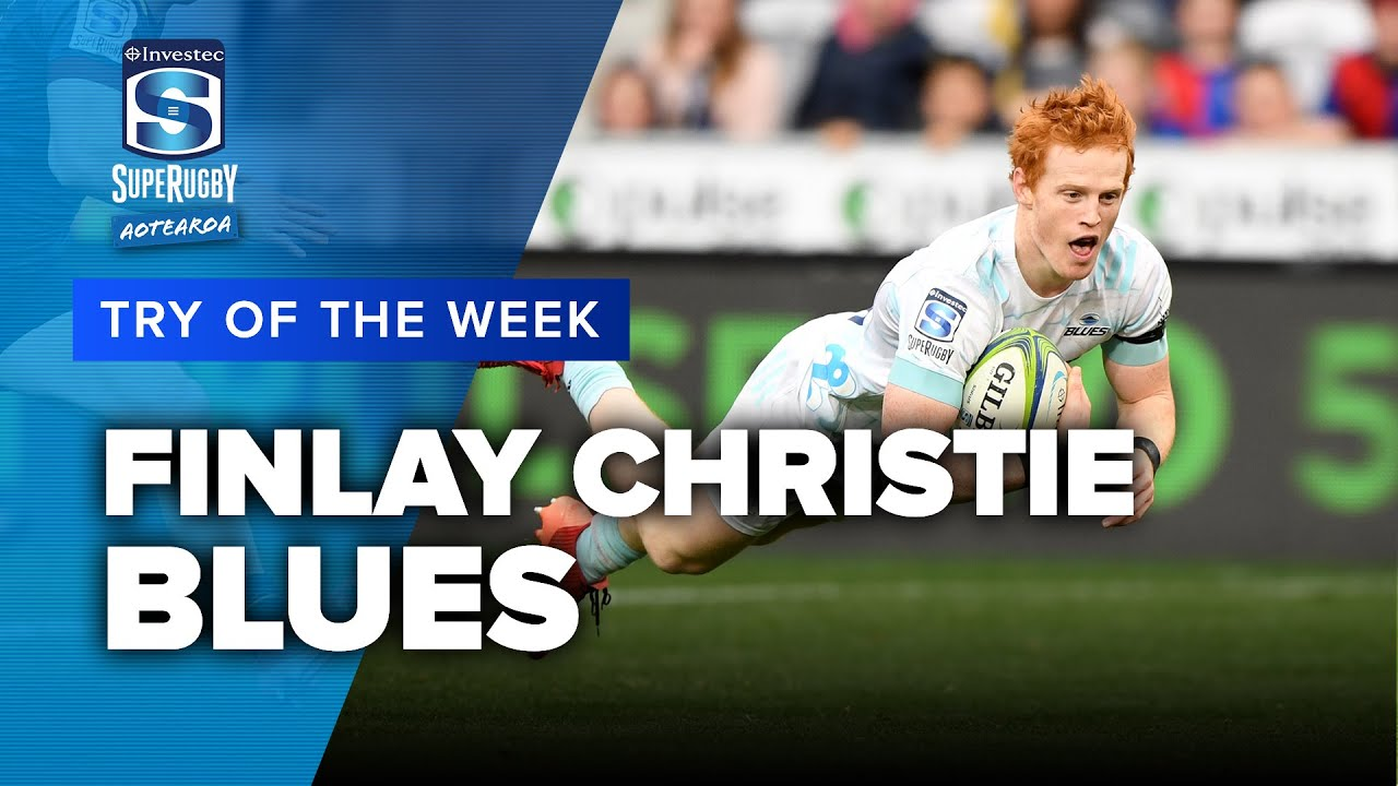 TRY OF THE WEEK | Super Rugby Aotearoa Rd 8
