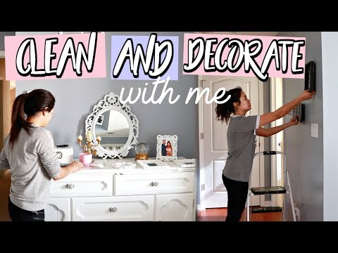 Clean And Decorate With Me | Belinda Selene