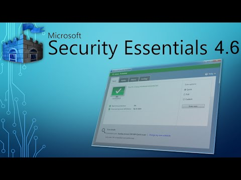 Microsoft Security Essentials 4.6 Review