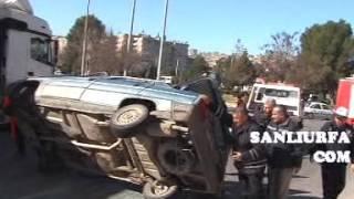 Şanlıurfa'da Kaza 27 Ocak 2010