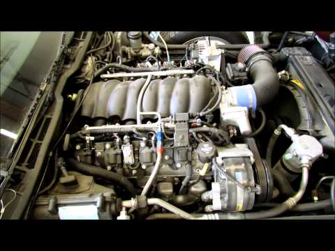 Borelli Motor Sports: 87 Corvette C4 w/E-Rod LS3 Engine Swap(360rwhp)