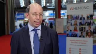 Moving to the frontline: gilteritinib plus chemo for newly diagnosed AML