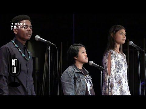 "Khamal Iwuanyanwu, Sarina Morales, and Vanessa Tahay - ""Standing In Between"""
