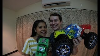 Big Foot Monster Crawler 4WD Controle Remoto 1:10 www.magazinedoporto.com.br