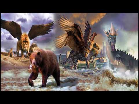 Daniel 7 Four Beasts And Four World Empires