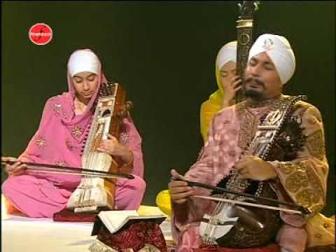 Man Jaapoh Raam Gopaal (Raag Kanra) - Prof Surinder Singh Ji