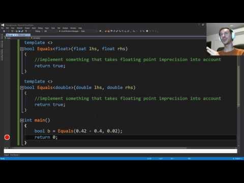 C++ Templates - Part 2: Basic syntax, specialization, tag dispatch and SFINAE