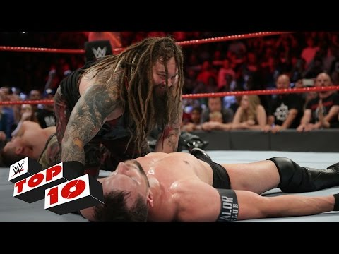 Thumbnail: Top 10 Raw moments: WWE Top 10, May 1, 2017
