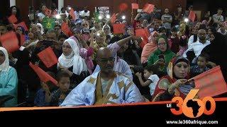 Le360.ma •Mauritanie: les Marocains de Nouakchott en liesse à l'occasion de la Fête du Trône
