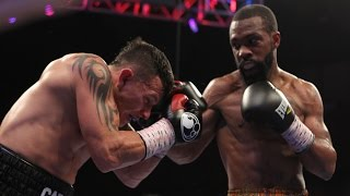 Russell Jr. defeats Escandon via TKO in Round 7 | SHOWTIME CHAMPIONSHIP BOXING