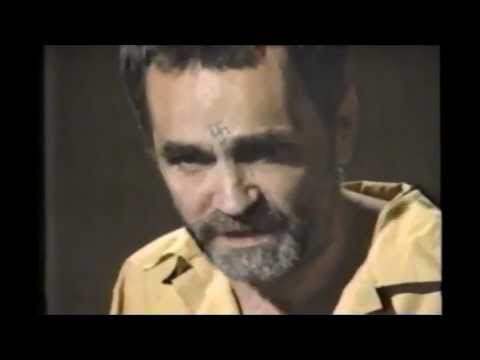 Charlie Manson Exposes Illuminati Methods