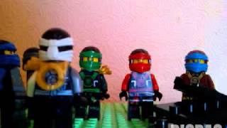 Лего ниндзяго 4 эпизод из лего #picpac #lego