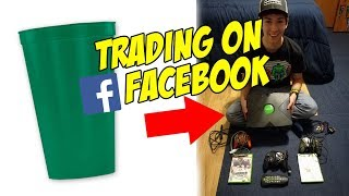Trading FREE Items on Facebook for a XBOX