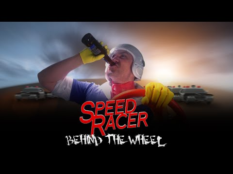 Speed Racer: Behind The Wheel - Live Action Fan Film - Official Trailer
