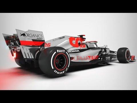 F1 2020 CONCEPT LIVERIES: ALPHATAURI F1/ALFA ROMEO F1/MCLAREN F1   PART-1  