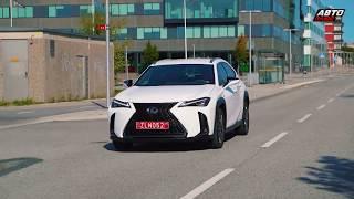 Наши тесты — Lexus UX200 F Sport