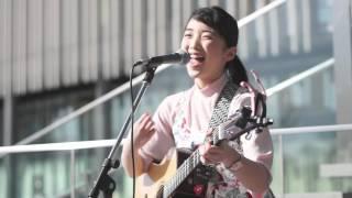 2016/04/17 15時~ MUSIC BUSKER IN UMEKITA ストリートライブ グランフ...