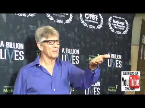 Eric Roberts at the LA Premiere Of Award Winning Documentary A Billion Lives at ArcLight Theatre in