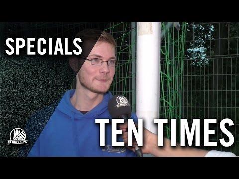 Ten Times mit Dennis Lippert (SV Eidelstedt II) | ELBKICK.TV