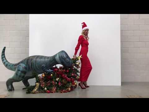 Aïshti Christmas by Juergen Teller