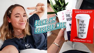 books to get you motivated + productive!! *book haul / read with me