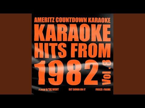 Genius of Love (In the Style of Tom Tom Club) (Karaoke Version)