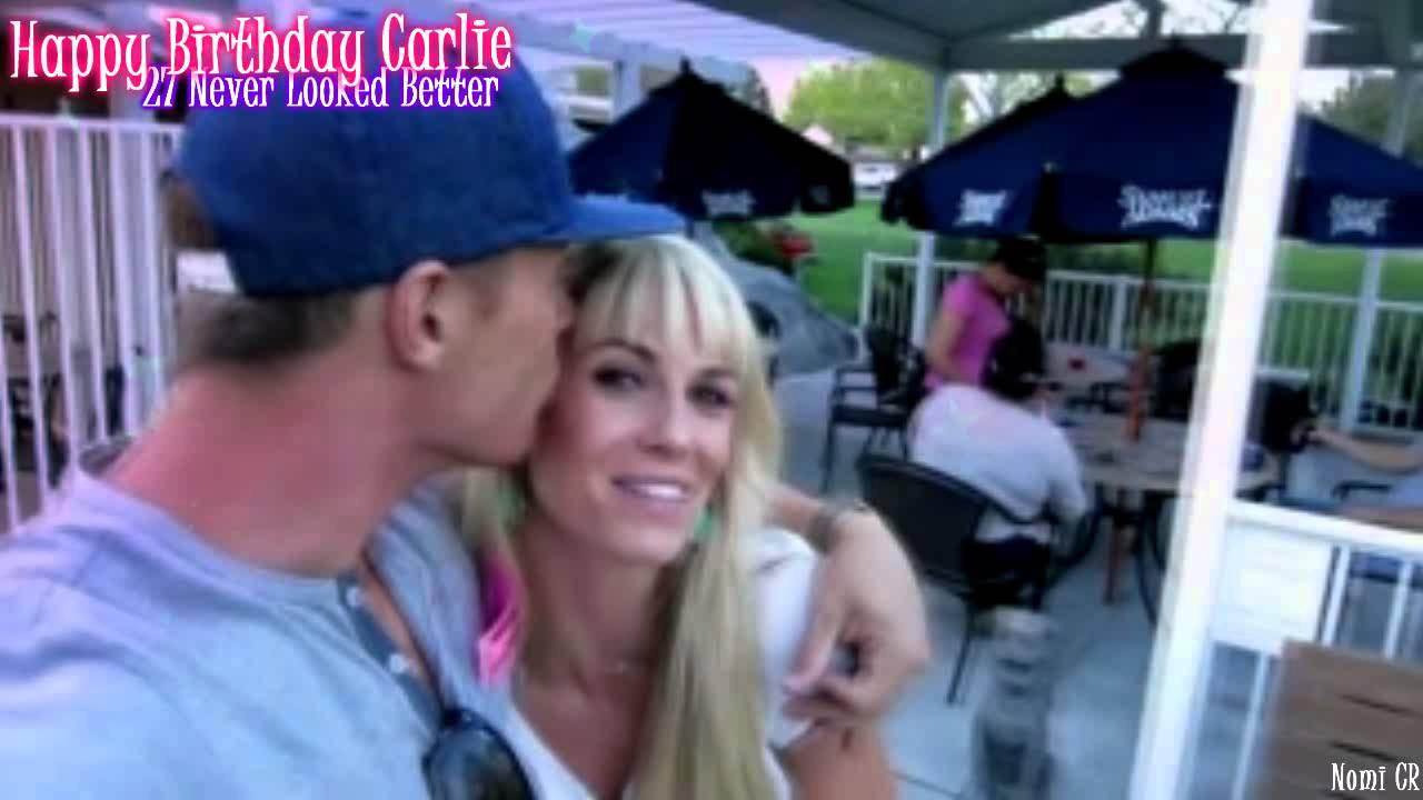 Carlie Butler And Steve Cook