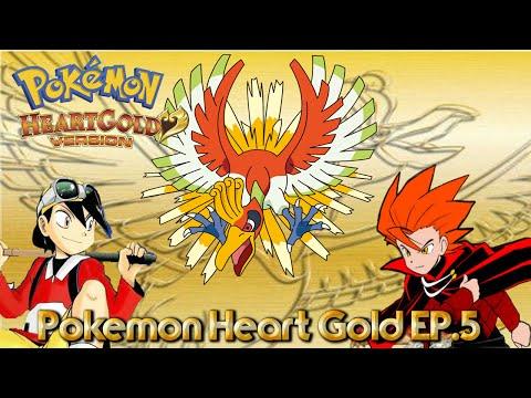 Pokemon Heart Gold - ผจญภัยภูมิภาคโจโต EP.5