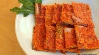Kimchi Pancake (kimchi Jeon) 김치전 - Crazy Korean Cooking