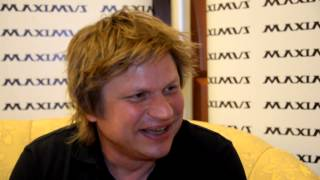 Timo Maas // MAXIMUS INTERVJU