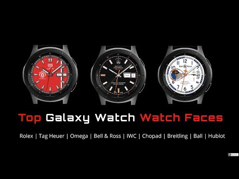 How To Install Top Branded WatchFace On Samsung Galaxy Gear Smart Watch - Full Tutorial