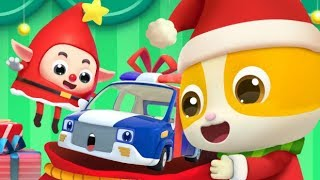 Gambar cover Hadiah Natal Timi Tertinggal   Merry Christmas   Lagu Natal   BabyBus Bahasa Indonesia