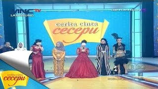 Tamu Spesial Dibalik Kesuksesan Trio Cecepu - Cerita Cinta Cecepu (3/9)